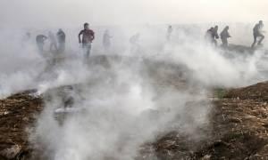 Γάζα: Τρεις ακόμη Παλαιστίνιοι νεκροί από ισραηλινά πυρά