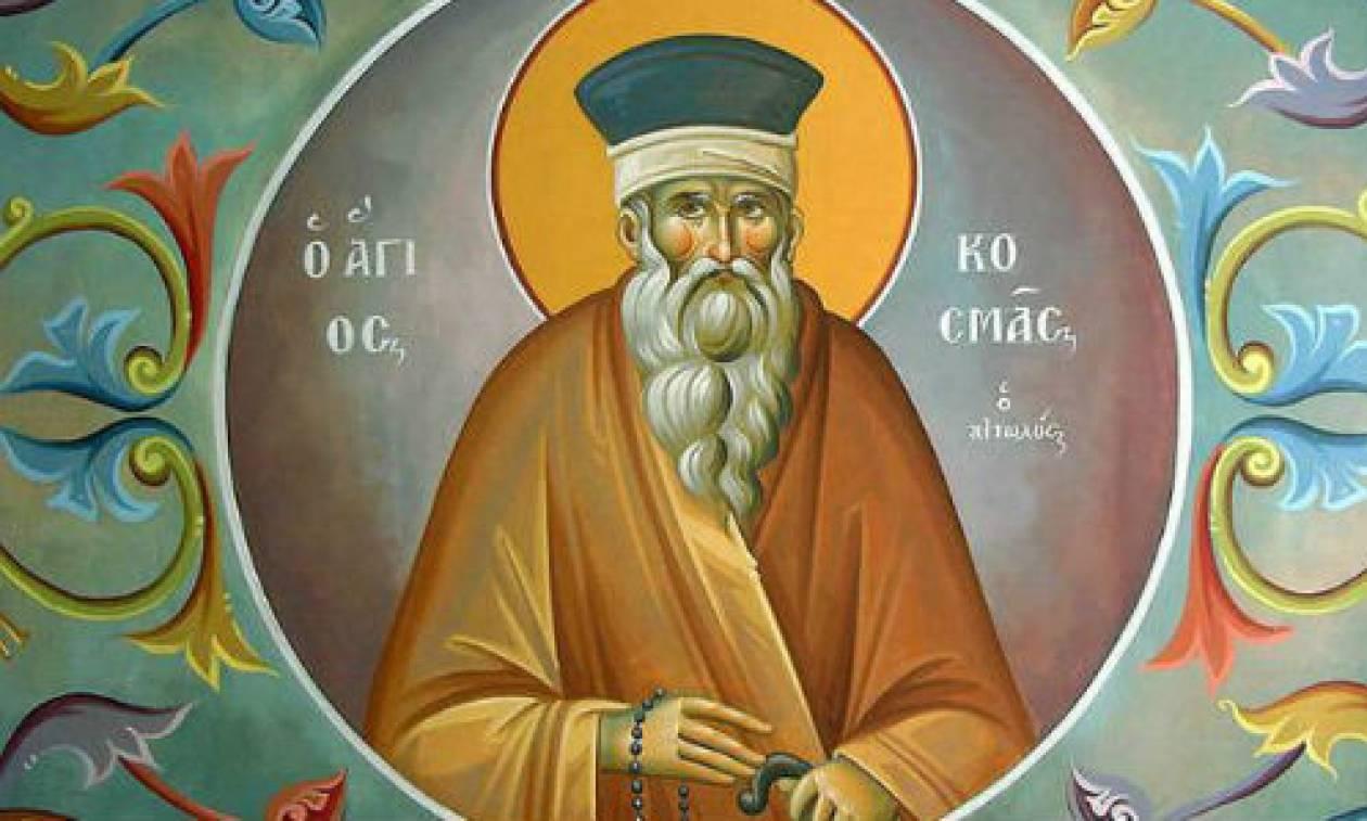 Ανατριχίλα: Η προφητεία του Πατροκοσμά για τους υπερχρεωμένους Έλληνες