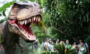 Απίστευτο: Μέχρι και οι δεινόσαυροι είχαν πρόβλημα με την… πιτυρίδα!