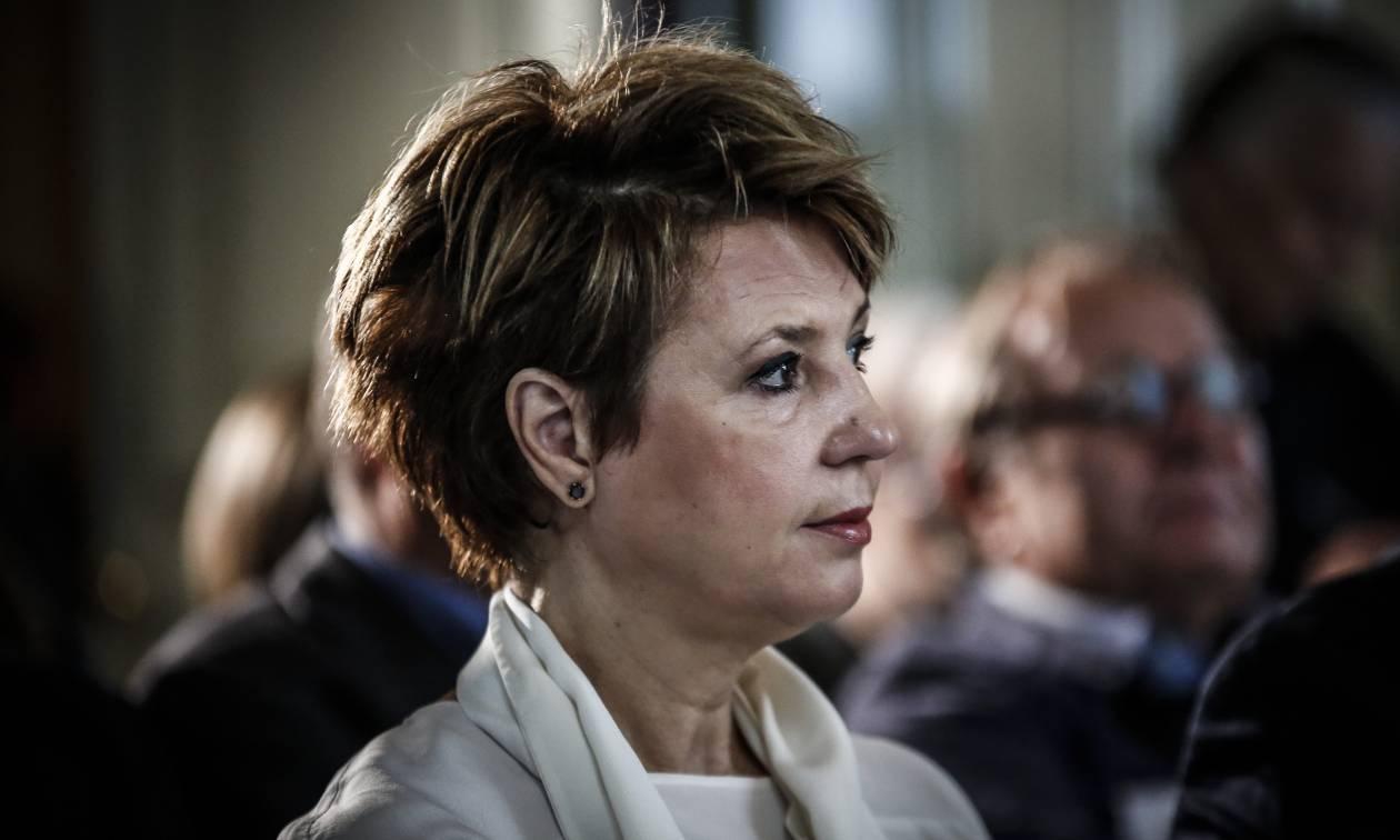 Γεροβασίλη εναντίον Μητσοτάκη: «Δεν μετανιώνει για το σοκ και δέος του στη Δημόσια Διοίκηση»