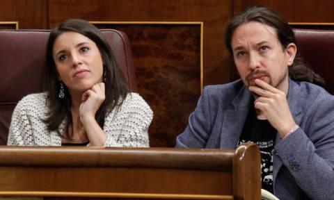 Ισπανία: «Συγχωροχάρτι» από τους Podemos σε Ιγκλέσιας και Μοντέρο για την πολυτελή βίλα