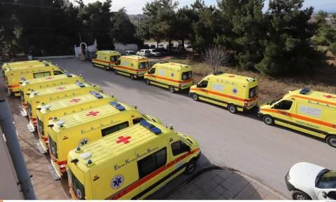 Τραυματίστηκε 40χρονος εργαζόμενος στη Ναυπηγοεπισκευαστική Ζώνη Περάματος