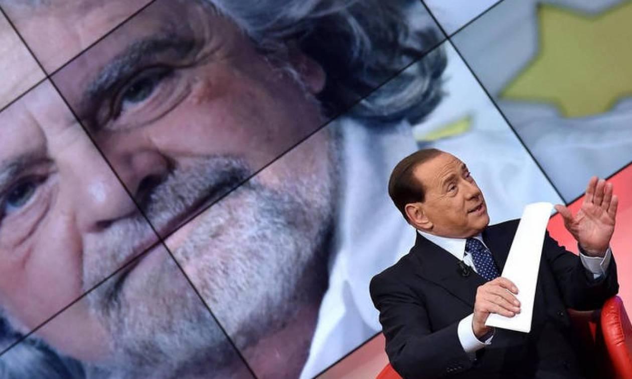 Ιταλία: Βροντερό «όχι» για Κοταρέλι από Μπερλουσκόνι και Γκρίλο