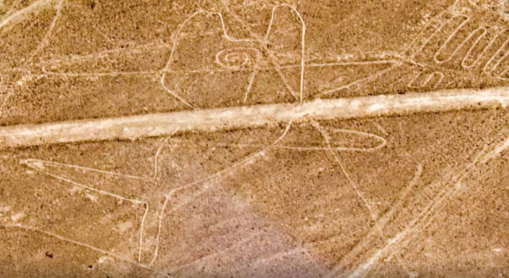 Περού: Νέα γεώγλυφα ανακαλύφθηκαν κοντά στις Γραμμές της Νάσκα