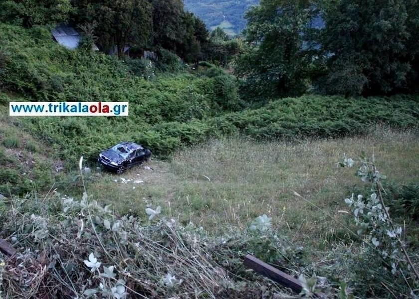 Τρίκαλα: Το 13 μηνών μωρό σκοτώθηκε στο τροχαίο την ώρα που το θήλαζε η μητέρα του