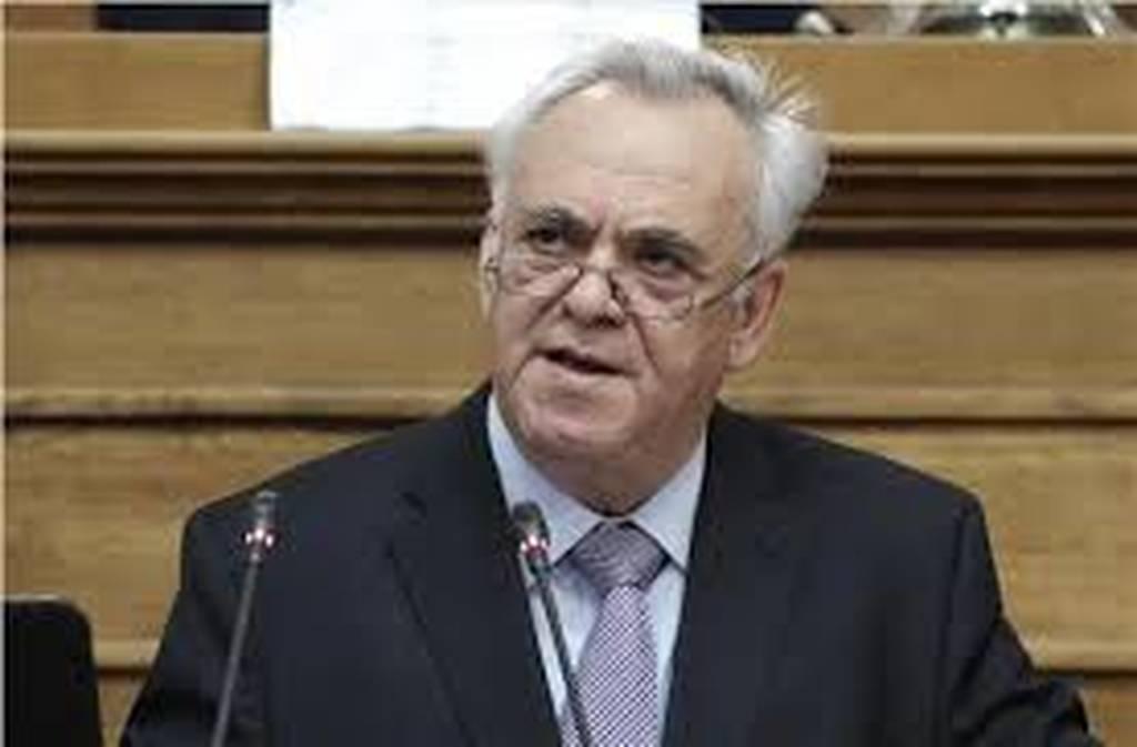 Δραγασάκης: Προβληματισμός και ανησυχία για τις εξελίξεις στην Ιταλία