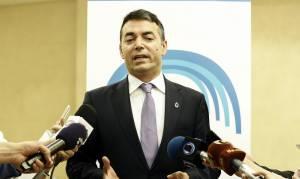 Ντιμιτρόφ: Σε τελικό στάδιο οι διαπραγματεύσεις για το ονοματολογικό