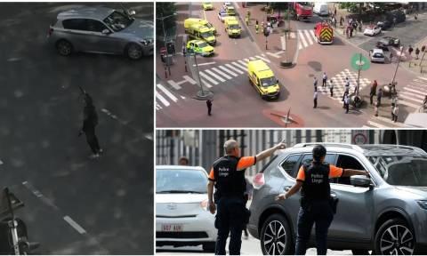 Λιέγη: Βγήκε με άδεια από τη φυλακή και σκότωσε τις αστυνομικούς με το όπλο τους (vids+pics)