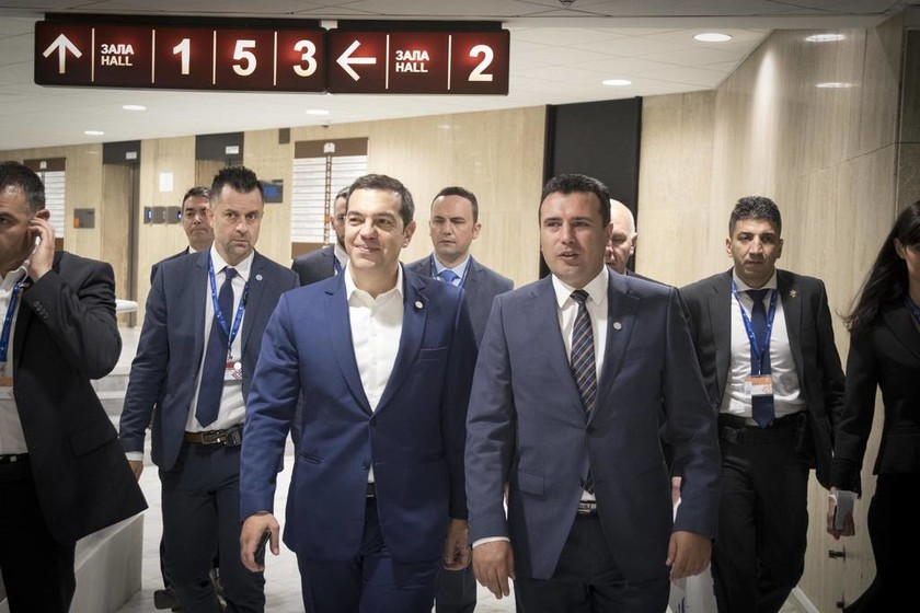 Στην τελική ευθεία το Σκοπιανό - Τα 11 βήματα για να κλείσει η συμφωνία