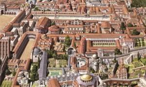 Εντυπωσιακές εικόνες της Κωνσταντινούπολης πριν από την Άλωση