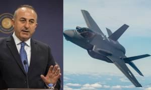 Απειλές Τσαβούσογλου κατά ΗΠΑ: Εάν δεν μας δώσετε τα F-35, θα κλείσουμε τη βάση στο Ιντσιρλίκ