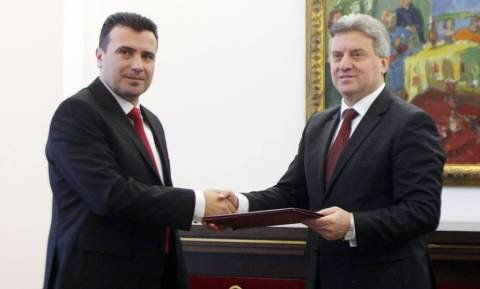 «Βόμβα» στο Σκοπιανό: Ο Ιβάνοφ δεν αποδέχεται ονομασία erga omnes