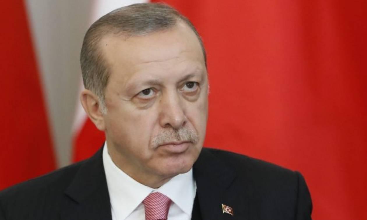 Τουρκία: Απίστευτη γκάφα Ερντογάν σε προεκλογική ομιλία (vid)