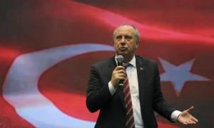 Απαράδεκτη πρόκληση: Ο αντίπαλος του Ερντογάν εκφωνεί ομιλία σε μουσουλμάνους στην Κομοτηνή