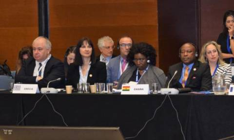 H Έλενα Κουντουρά παρουσίασε τις ελληνικές θέσεις στη Σύνοδο του Παγκόσμιου Οργανισμού Τουρισμού