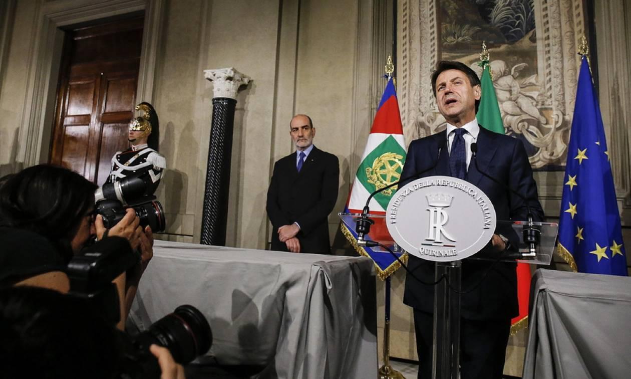 Ιταλία: «Κλείδωσε» η συμφωνία για το σχηματισμό κυβέρνησης - Ποιος είναι ο νέος πρωθυπουργός