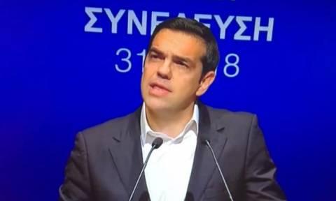 Live η ομιλία του Αλέξη Τσίπρα στην 26η Γενική Συνέλευση του ΣΕΤΕ
