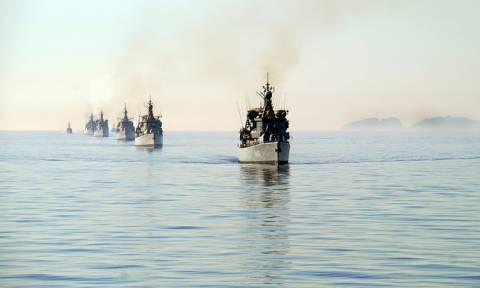 Στις 3 Ιουνίου η άσκηση «ΚΑΤΑΙΓΙΣ 2018» του Πολεμικού Ναυτικού