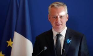 Μπρούνο Λεμέρ: Δεν διαπραγματευόμαστε υπό την πίεση των δασμών