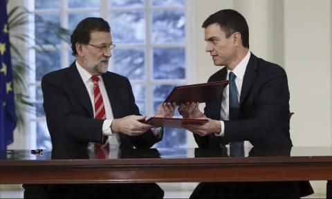 Ραγδαίες εξελίξεις στην Ισπανία: «Τελειώνει» ο Ραχόι από την πρωθυπουργία