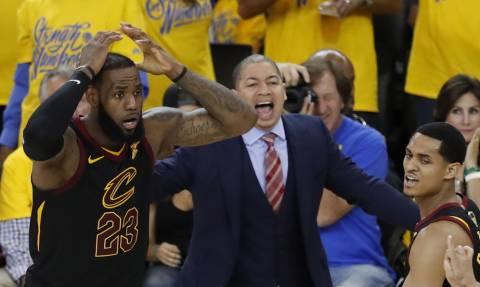 NBA: Η γκάφα της χρονιάς, στο ματς της χρονιάς και 1-0 οι Ουόριορς (pics+vid)