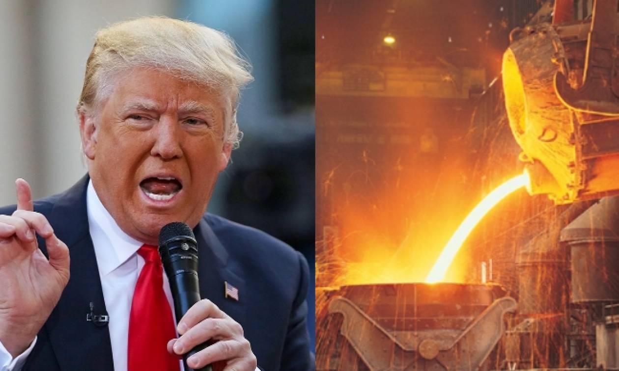 «Σεισμός» στις αγορές - Ο εμπορικός πόλεμος ξεκίνησε: Τραμπ εναντίον όλων