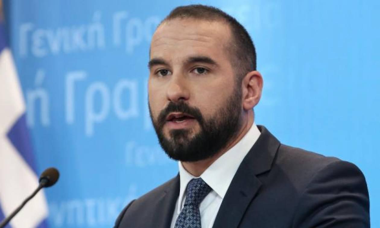 Τζανακόπουλος για Σκοπιανό: Μόλις θα έχουμε συμφωνία, θα ενημερώσουμε τον ελληνικό λαό