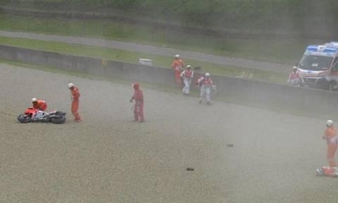 Βίντεο: Τρομακτικό ατύχημα στο MotoGp - Εκτοξεύτηκε από τη μηχανή του με 350 χλμ/ώρα