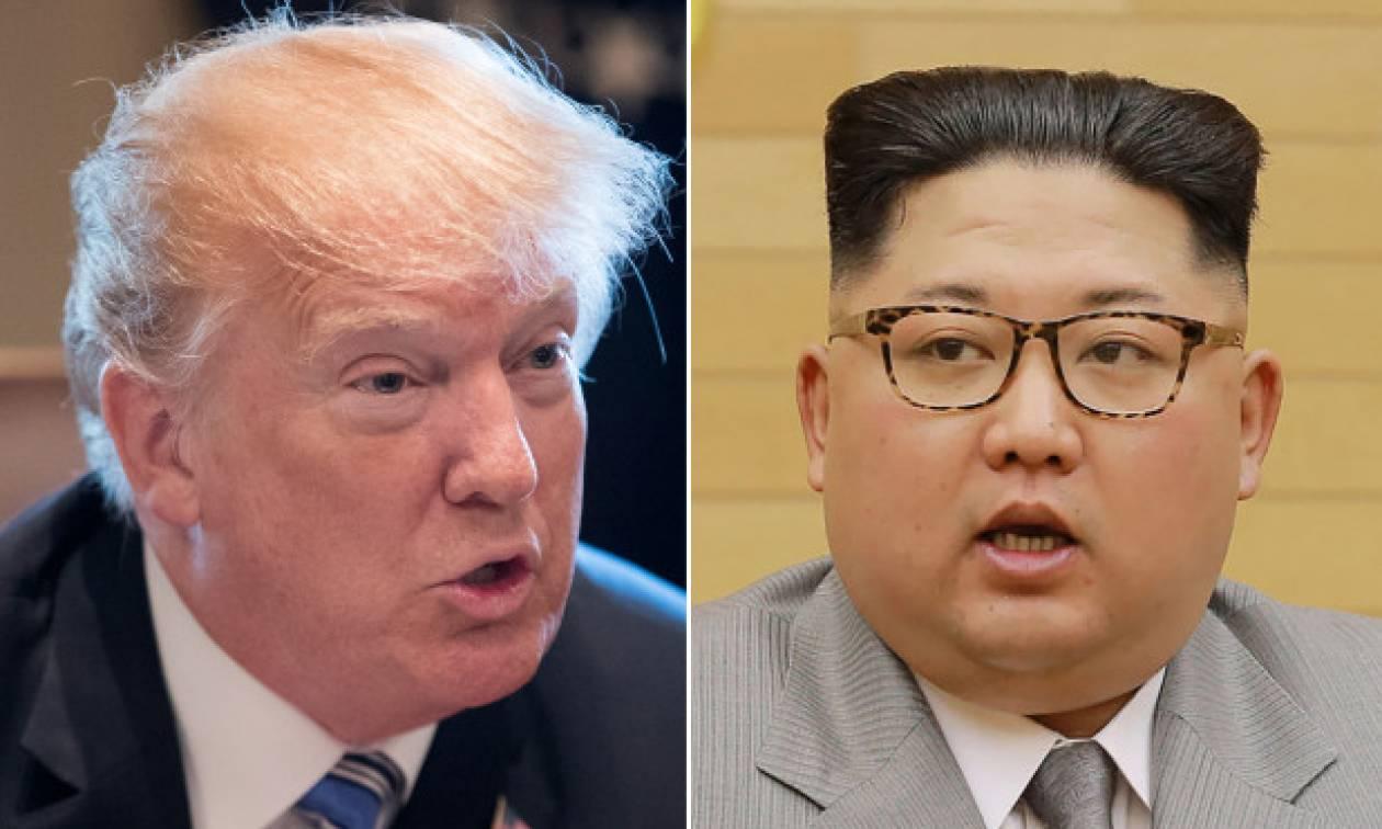 «Κλείδωσε» η Σύνοδος Κορυφής Τραμπ – Κιμ Γιονγκ Ουν (vid)
