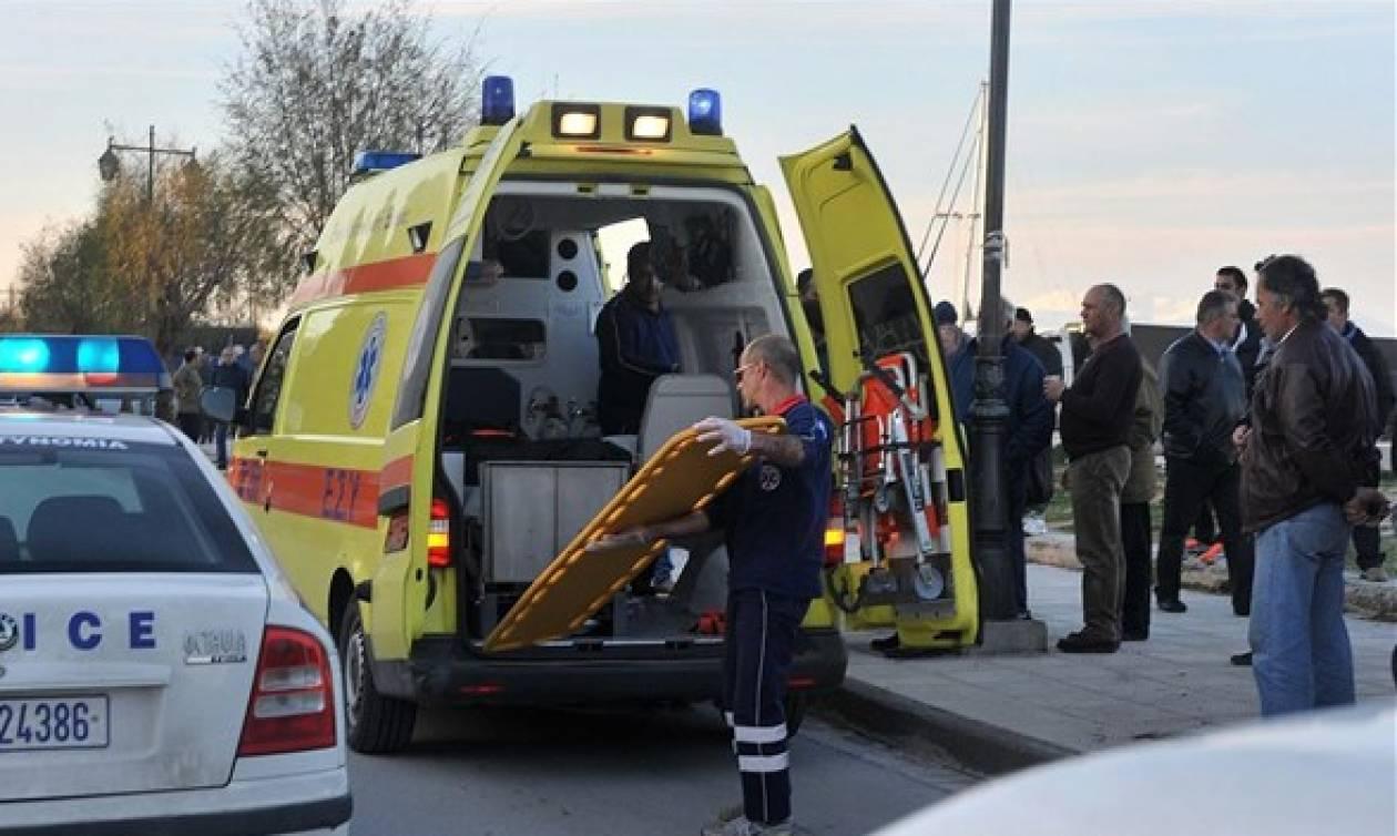 Σοκ: Μαχαίρωσαν άνδρα στο κέντρο της Θεσσαλονίκης