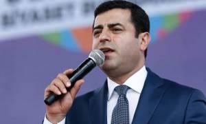 «Καρφιά» Ντεμιρτάς για Ερντογάν: Στόχος μου να υπερασπιστώ τη δημοκρατία ενάντια στη μονοκρατορία