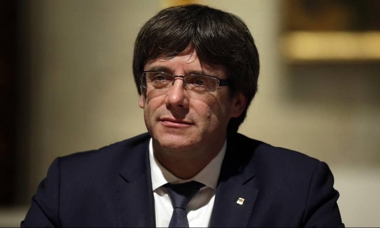 Την έκδοση του Πουτζντεμόν στην Ισπανία ζήτησε η γερμανική εισαγγελία