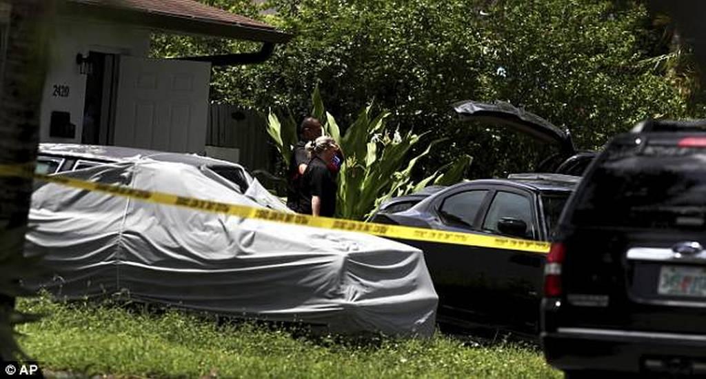 Σοκ στη Φλόριντα  Κοριτσάκι 8 μηνών σκοτώθηκε από το πίτμπουλ της  οικογένειας 775dc656183