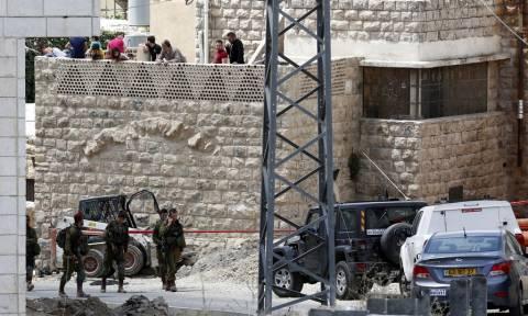 Ισραήλ: Παλαιστίνιος έπεσε νεκρός από ισραηλινά πυρά (pics)