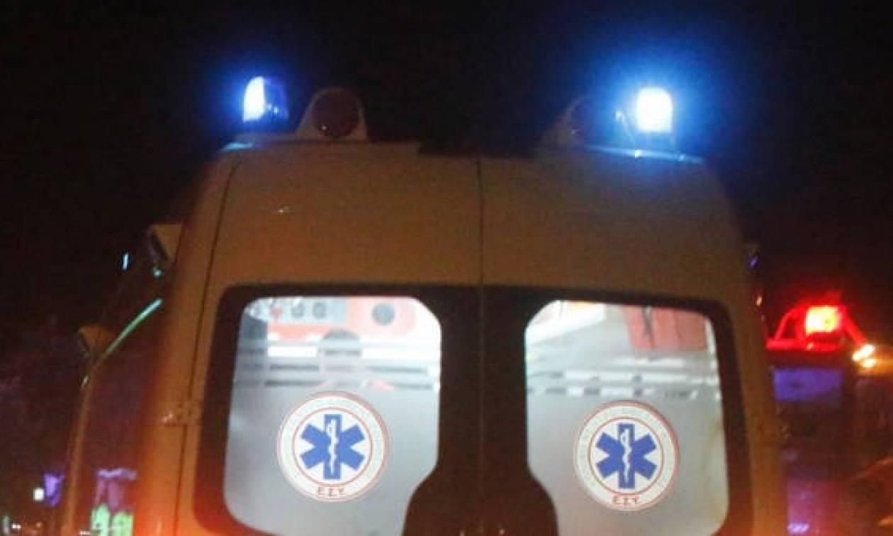 Ηράκλειο: Ανήλικος τραυματίστηκε σε σύγκρουση δικύκλου με αυτοκίνητο