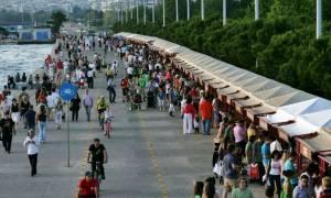 Στην παραλία της Θεσσαλονίκης το 37ο Φεστιβάλ Βιβλίου έως τις 17 Ιουνίου