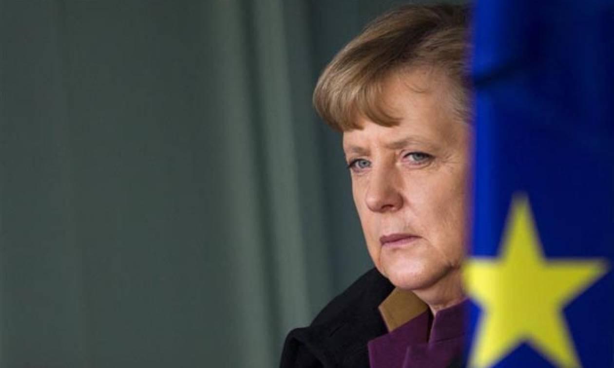 Επιμένει η Μέρκελ: Η αρχή της αλληλεγγύης στην ευρωζώνη δεν πρέπει να οδηγήσει σε μια «ένωση χρέους»