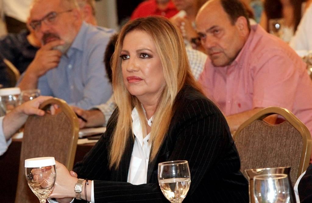 Γεννηματά: Το 4ο μνημόνιο είναι εδώ - Μυστική διπλωματία Τσίπρα στο Σκοπιανό