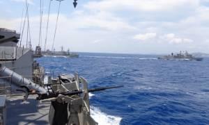 Ξέσπασε η «Καταιγίδα»: Απλώνεται ο Στόλος στο Αιγαίο - Ηχηρό μήνυμα στην Τουρκία