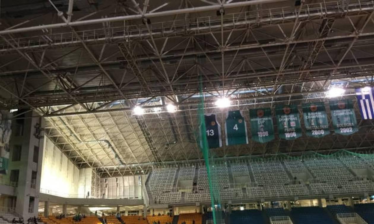 Παναθηναϊκός - Ολυμπιακός: Άνοιξαν οι θύρες του ΟΑΚΑ (video+photos)