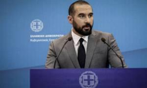 Τζανακόπουλος: Περιμένουμε από τον Ζάεφ το αποφασιστικό βήμα για τη συμφωνία