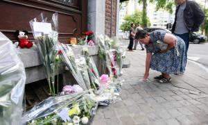 Ράγισαν καρδιές στη Λιέγη: Πορεία στη μνήμη των θυμάτων της τζιχαντιστικής επίθεσης