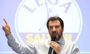 Σαλβίνι: Η Ιταλία δεν μπορεί να είναι «ο καταυλισμός προσφύγων της Ευρώπης»