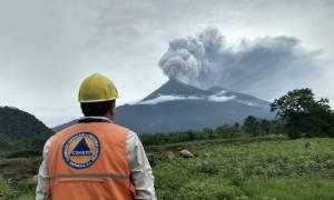 Γουατεμάλα: To ηφαίστειο Fuego «ξύπνησε» και σκορπάει το θάνατο (vids)