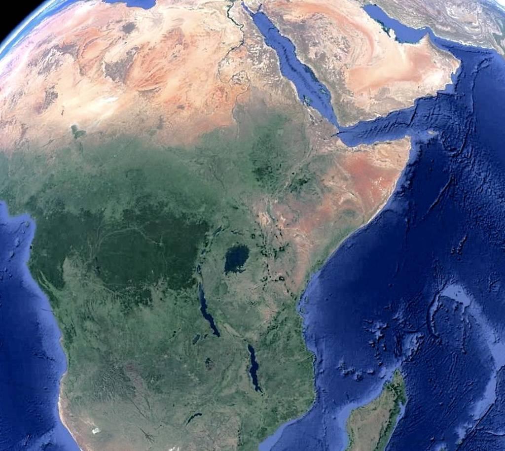 Μικρός αστεροειδής διαλύθηκε πάνω από την Αφρική (vid)