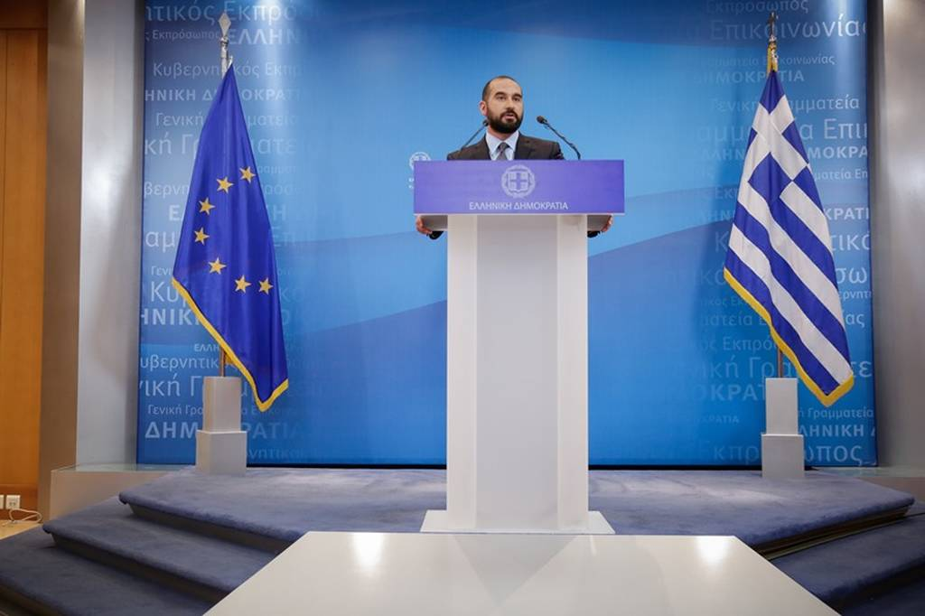 Τζανακόπουλος: Καμία ανησυχία για εμπλοκή στις συζητήσεις για το ελληνικό χρέος