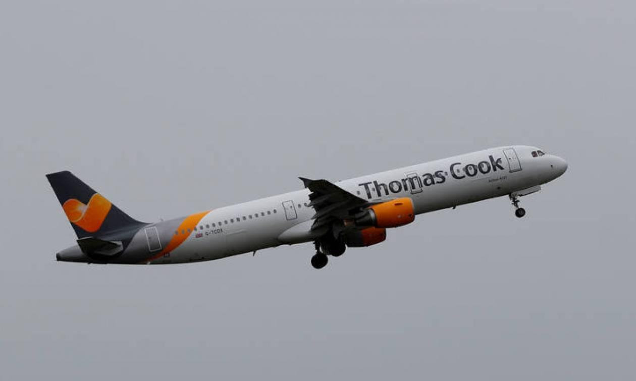 Σκιάθος: Τουρίστας επιχείρησε να βιντεοσκοπήσει την απογείωση αεροσκάφους και...απογειώθηκε (vid)