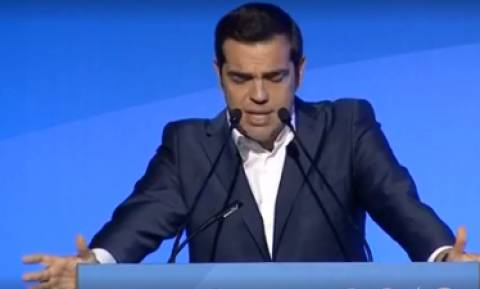 Live: Η ομιλία του Αλέξη Τσίπρα στα «Ποσειδώνια»