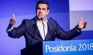 Τσίπρας στα «Ποσειδώνια»: Η αξιοπιστία της λύσης για το χρέος δεν θα κριθεί από το ΔΝΤ
