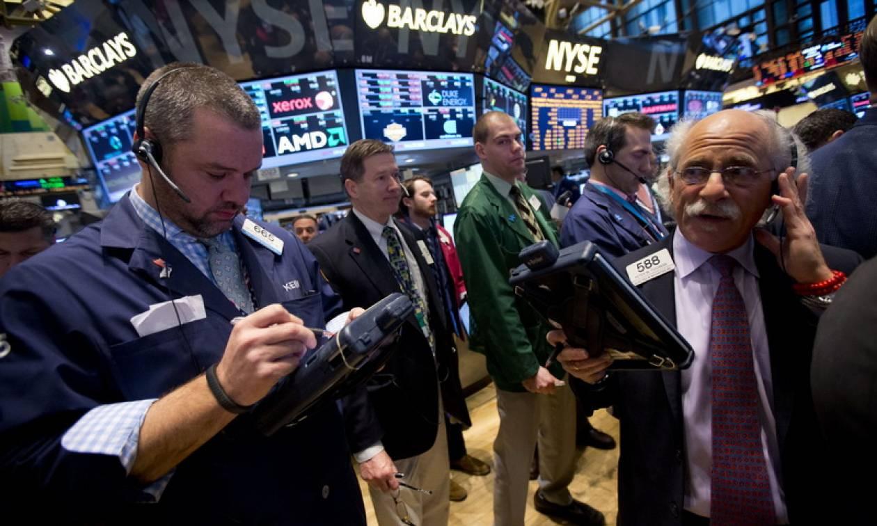 Με άνοδο η Wall Street - Νέο ρεκόρ ο Nasdaq